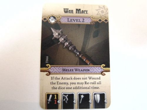 md - l2 treasure card (war mace)